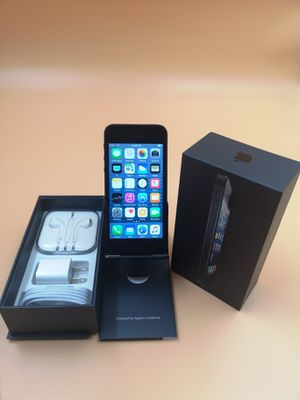 Iphone 5 32gb Unlocked New for Sale in Capitol Heights, MD