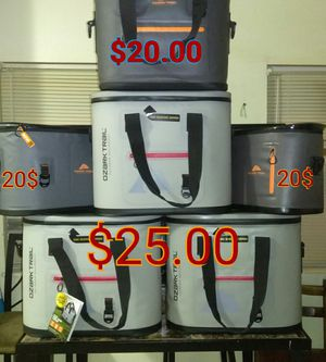 Coolers by: Ozark trail Brand New for Sale in Greensboro, NC