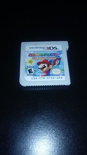Mario Party - Island Tour 3ds for Sale in Stockton, CA