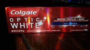 Colgate optic white for Sale in Fontana, CA