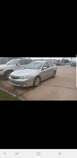 09 Subaru impreza for Sale in Broken Arrow, OK