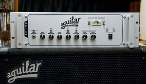 Aguilar AMP & Aguilar GS 410 speaker for Sale in Shoreline, WA