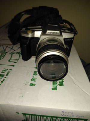 Minolta camera no digital and no SD for Sale in Austin, TX