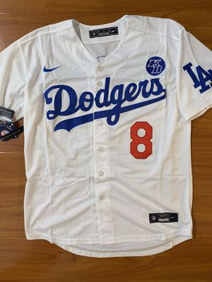 Kobe Bean Bryant Los Angeles Dodgers Lakers NBA MLB Baseball Basketball Jersey 8 24 for Sale in La Puente, CA