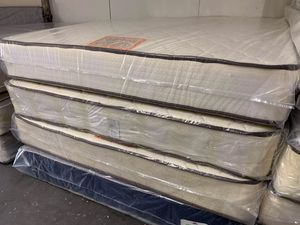 Mattress sets / Brand new from the factory for Sale in Orlando, FL