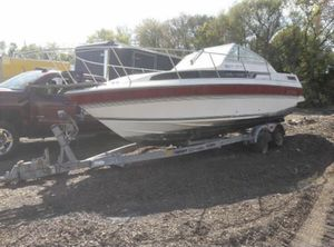 Imperial Sleeper 24' Foot Boat and Trailer for Sale in Havertown, PA
