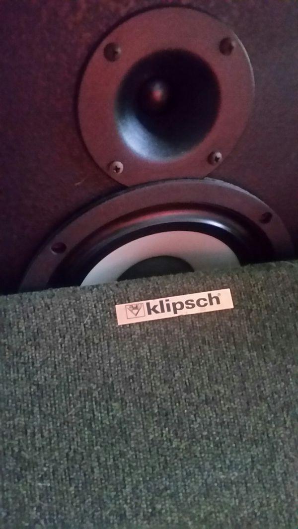 Klipsch KG2. $200..... OR BEST OFFER!