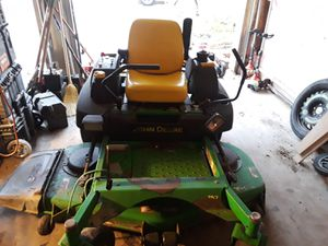 John Deere riding mower for Sale in Houston, TX