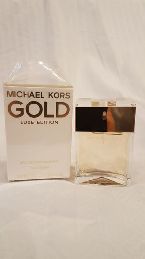 Micheal KORS GOLD Luxe Edition Parfum Spray for Sale in Oakton, VA