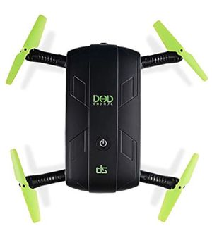 RC Drone,DHD D5 Mini Foldable RC Pocket Quadcopter BNF WiFi FPV 0.3MP Camera/G-Sensor Mode/Waypoints for Sale in Newark, NJ