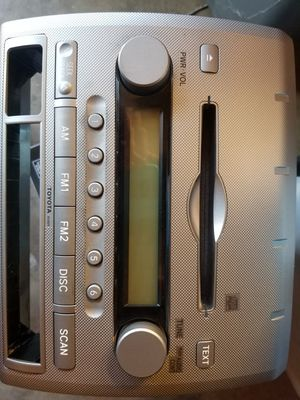 Toyota Tocoma stock stereo for Sale in Fresno, CA