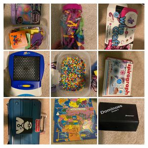 Toys and games puzzles and more for Sale in Westchase, FL