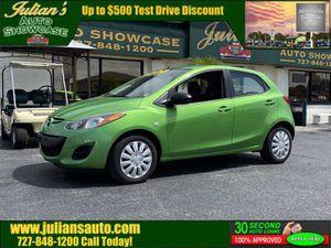 2013 Mazda Mazda2 for Sale in New Port Richey, FL