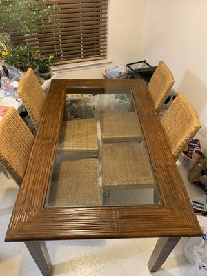 Dining table and chairs for Sale in Marietta, GA
