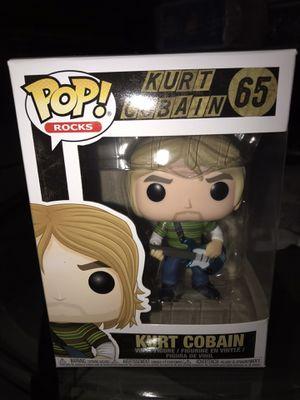 Kurt Cobain POP! #65 for Sale in Norwalk, CA