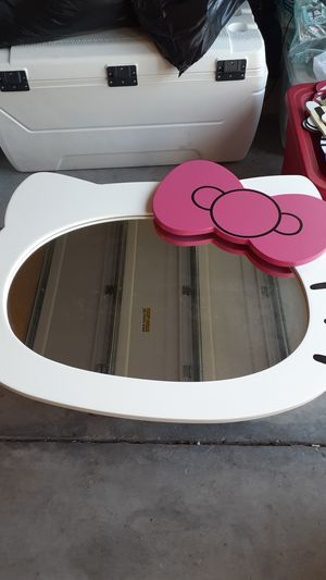 Hello Kitty Mirror for Sale in Orlando, FL
