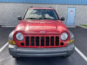 2005 JEEP LIBERTY SPORT ONLY 1 OWNER CLEAN TITLE $3990 NEGOTIABLE for Sale in Winter Park , FL