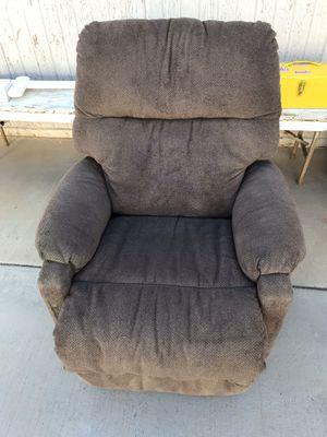 Brown rocker recliner for Sale in Wickenburg, AZ