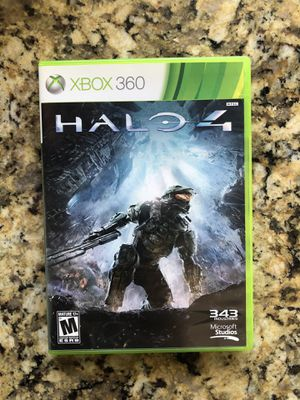Halo 4 XBOX 360 Video Game (2 Disc) for Sale in Miami, FL