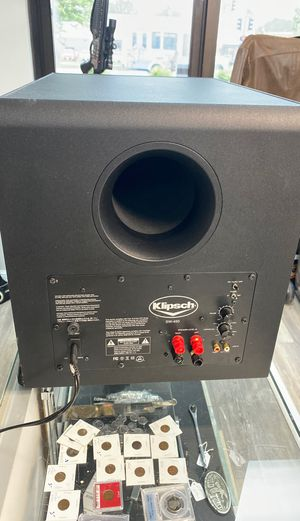 Klipsch SW-450 powered Sub for Sale in Virginia Beach, VA