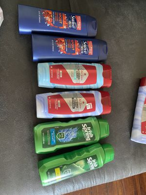 Body wash Suave Irish Spring Old Spice enjuage de cuerpo for Sale in El Monte, CA