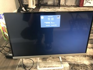 Hp LED FHD Monitor 27inch for Sale in Phoenix, AZ