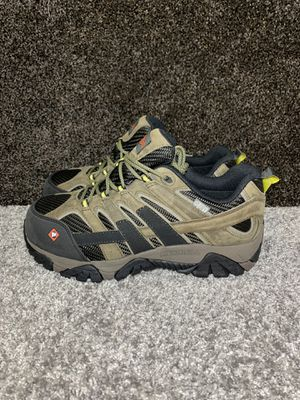 New MERRELL Moab 2 Vent Waterproof Comp Toe Work size: 9.5W men for Sale in Dundalk, MD