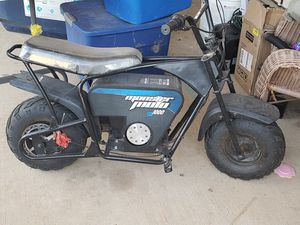 Moto 1000 36volt motorcycle for Sale in Laredo, TX