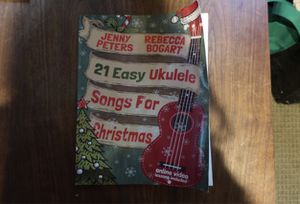 21 East Ukulele Songs For Christmas (Beginning Ukulele Songs) by Jenny Peters and Rebecca Bogart for Sale in Decatur, GA