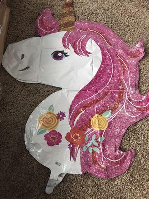 Globo grande Unicornio unicorn for Sale in Chicago, IL