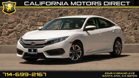 2017 Honda Civic Sedan for Sale in Santa Ana,  CA