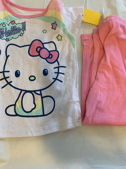 Hello Kitty Pj Set Size 4t for Sale in Monterey Park,  CA