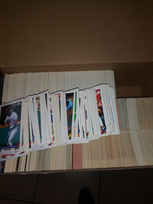 Baseball cards for Sale in Stockton, CA
