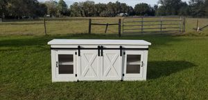 Custom made farmhouse furniture for Sale in Mulberry, FL