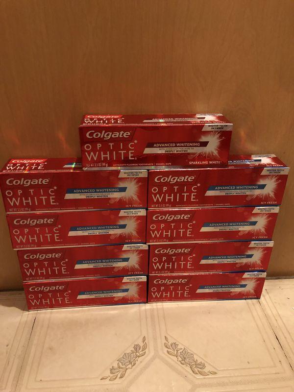 9 Optic white advanced whitening
