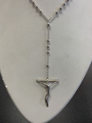 Tiffany and co rosary for Sale in Phoenix, AZ