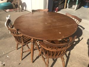 Vintage Kitchen Table for Sale in Skiatook, OK