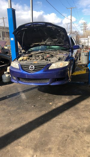 2004 Mazda 6 parts for Sale in Highland Park, MI