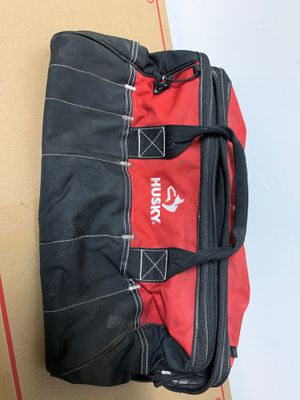 Husky tool bag large with utility pockets for Sale in Chandler, AZ