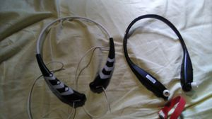 Bluetooth headphones wirless no one of em is lg not sure bout other but works good for Sale in Taylors, SC