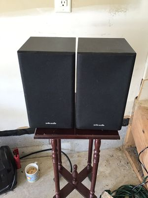 Two quality poke audio speakers 30.00 both for Sale in Nashville, TN