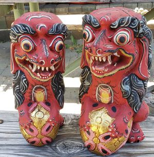 Vintage Chinese Foo Dogs for Sale in Lakewood, CA