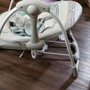 Ingenuity Convertme Swing-2-Seat Portable Swing - Nash for Sale in Enterprise, NV