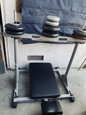 Exercise Equipment for Sale in San Jose, CA