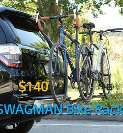 SWAGMAN Bike Rack Platform Hitch Style New Bicycle Carrier for Sale in Huntington Beach,  CA