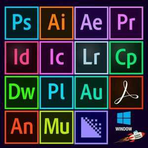 Adobe Photoshop, Lightroom software, Microsoft Office and more for Sale in North Miami Beach, FL