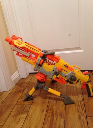 NERF GUN (VULCAN EBF-25) *automatic for Sale in Pasadena, CA