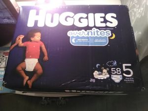 Huggies diapers new for Sale in Cypress, CA
