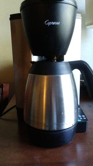 Capresso MT 600+ coffee maker for Sale in Concord, CA
