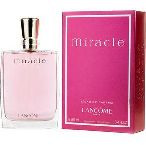 Miracle by Lancome 3.4oz Eau de Parfum for Sale in Moreno Valley, CA